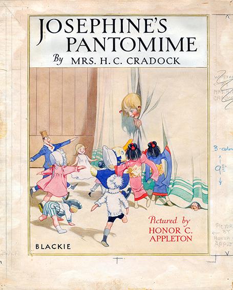 Honor Appleton Children's Book Cover Art