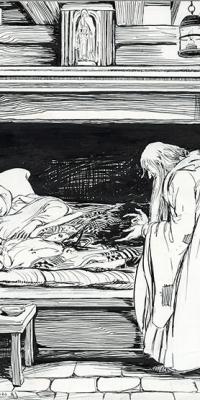 Helen Jacobs British Antiquarian Children's Illustration